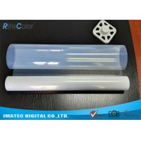 China Rigid Aluminium Clear Inkjet Film Positives For Screen Printing Water Resistant on sale