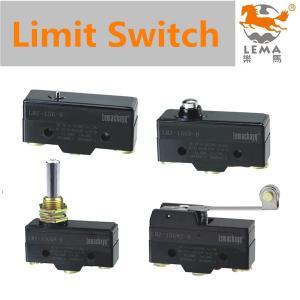 China Lema 15A 250v Micro limit switch UL CCC CE on sale