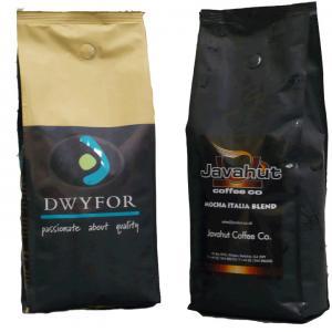 China 100 micron PET / AL / PE Stand up Tea Bags Packaging with CMRK or Pantone Printing wholesale