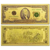China Gold American Banknote wholesale