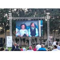 China P3.91 P4.81 Outdoor Rental LED Screen SMD2121 With Brilliant Clarity / Brightness on sale