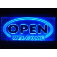 China Exquisite Design Acrylic Led Signs Letters With Customer's Logo wholesale