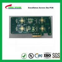 China 4L Fr4 IMMERSION GOLD + GOLD FINGER Multilayer PCB Printed Circuit Board wholesale