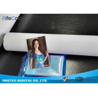 China Single Side Printing Matte Finish Photo Paper / A4 Matte Photo Paper For Canon Epson Hp Plotters wholesale