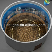 China The 6-DOF Platform Simulates A Hot Air Balloon Flying Over The City Dome Screen Cinema wholesale