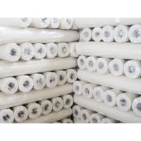 Quality Anti-bacterial Recyclable Flame Retardant Nonwovens / Spunbond Non woven Fabric Rolls for sale