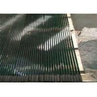 China 6.38mm-40mm Laminated Wired Tempered Safety Glass with CE&ISO certificate wholesale