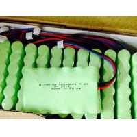 China 1600mAh 7.2V AA NIMH Rechargeable Batteries , Camera Lithium Battery OEM wholesale