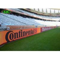 Buy cheap P10 Advertising Stadium LED Display Full Color Live Football Video from wholesalers