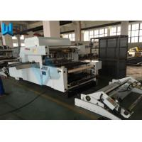 China Non Woven Automatic Stamping Machine / Digital Foil Stamping Machine wholesale