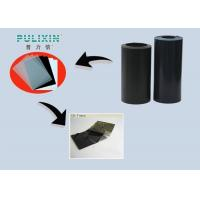 China Anti Static Polystyrene Printing Plastic Sheets , Black Plastic Sheeting Roll wholesale