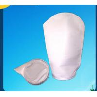 China high flow sediment PP / PET Liquid Filter Bag for water prefiltration on sale