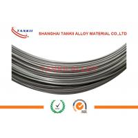 China K Type Chromel And Alumel Rod 4.0mm 4.1mm 5.0mm Wire With Oxidized Color wholesale