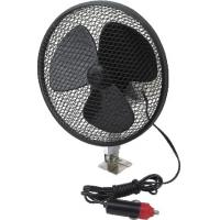 China Screw Mountings Car Cooling Fan With On / Off Switch 12V And 24V wholesale
