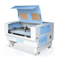 China Patches CCD Camera Laser Cutting Machine High Precision For Embroidery Garment Labels wholesale