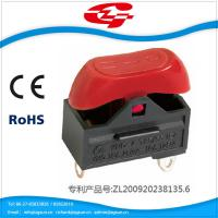 China KND-2 rocker switch power supply electric and electrical pressure switch power for hand dryer switch wholesale