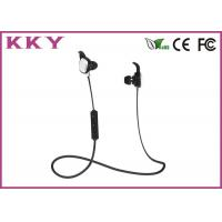 China Sports Style Portable Bluetooth Earphones In Ear For IPhone / Android Smartphone wholesale