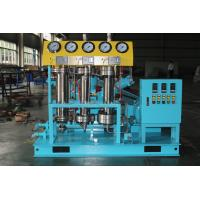 China Simple Control Oil Free Gas Compressor , Industrial 3 Stage Gas Compressor wholesale