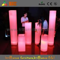 China Red Decorative Acrylic Led Home Lighting IP54 For Wedding / Party / Club wholesale