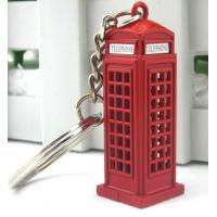 China London RED TELEPHONE Keychain wholesale