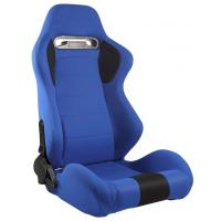 China Adjustable Universal Automobile Sport Racing Seats With Double Or Single Slider wholesale