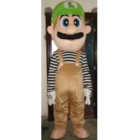 China Super mario costumes for adults super mario halloween costumes super mario characters wholesale
