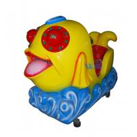 China Game Center Mall Kiddie Rides , Coin Op Rides 1~2 Players For Children wholesale