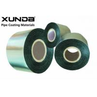 China Aluminium foil butyl rubber tape / construction pipe wrap tape for waterproofing wholesale