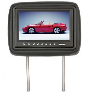 LCD Advertising Car Pillow Monitors 273mm*180mm*124mm Dimension 9