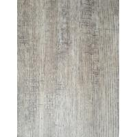 China Oak Design Melamine Decal Paper For Wardrobe , 70 - 80GSM Resin Impregnated Paper wholesale