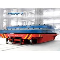 China coil handling trailer industry product transportation for motorized coil cart on rail wholesale