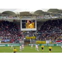 China P8mm Stadium High Definition LED Screen SMD IP65 Outdoor Full Color Led Display wholesale