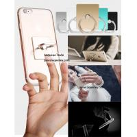 China Factory direct sale 10 different color 360 degree ratation iring phone holder metal wholesale