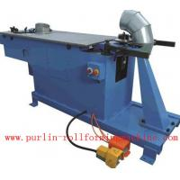 China CE Stone Coated Roof Tile Machine For Square Rectangle Downspout / Down Pipe wholesale