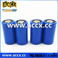 China ICR18350HP 700mAh 3.7V  Electronic cigarette batteries 20C discharge wholesale
