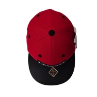 China Popular Customized logos all kinds of crafts blank Military Cadet Cap sports snapback Hats Caps wholesale