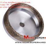 6A2 Metal Bond Diamond Cup Wheel for Straight Edge Machine alan.wang@moresuperha