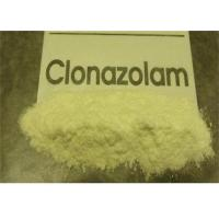 China Clonazolam Clonitrazolam Research Chemical Powder CAS No. 33887-02-4 wholesale