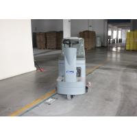 China Three Seamless Anti - Skid Wheels Ride On Floor Cleaning Machines With Double Brush wholesale