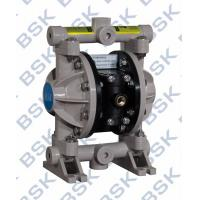 China Double Air Driven Diaphragm Pump Membrane For Corrossive Liquid wholesale