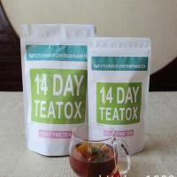 Buy cheap Wholesale Herbal 14 day Teatox Organic Slim Fit Private Label Tea OEM Slimming from wholesalers