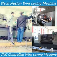 Quality Vertical Wire Laying-Saddle Wire Laying Machine-Horizontal-Electrofusion Wire Laying for sale