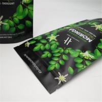 Quality Custom Tea Packaging Pouch Detox Slimming Tea / Flower Leaf / Seed Bean Ziplock for sale