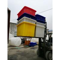 China heavy duty Large INDUSTRIAL POLY-BOX TRUCKS 1200*800*800 mm for tree planter and textiles industrial wholesale