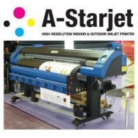 China UV Large format printer of A-Starjet 7702 UV printer with1.8M Width wholesale