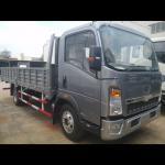 China Sinotruk Howo Mini Cargo Truck Single Carbin 6 Wheels 4X2 Light Trucks wholesale
