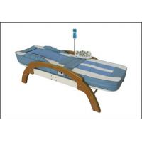 China infrared heated dual tapper jade massage bed PLD-6018D-4 wholesale