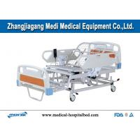 China Leaving Bed Electric Hospital Bed With 3 Functions For Elderly , With Chair Position wholesale