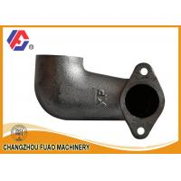 China Exhaust pipe diesel engine parts un - rusty oil surface treatment wholesale