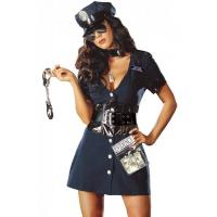 China Cop Prisoner Costumes Corrupt Cop Halloween Costume Wholesale from Manufacturer Directly carnival Costumes wholesale